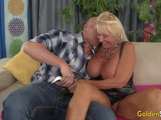 blowjobs, big boobs, grandma