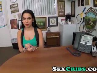 Latina nymph ada sanchez casts a convertirse en un estrella