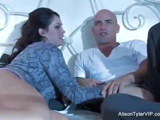 Alison tyler и тя male gigolo