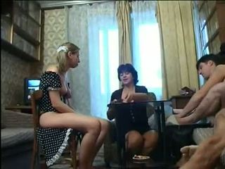tits, blowjob, orgy, cumshot, mature, russian