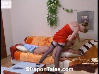 色情女孩和男人在床上, porn in and out action, long dick and big in sex