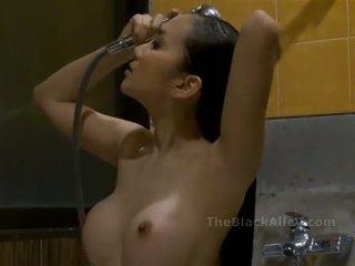 shower, hot, asian