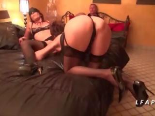 Libertins francais en trein de partouzer, porno 20
