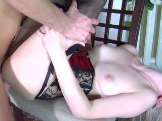 Paulina och rolf - ryska hårdporr anala