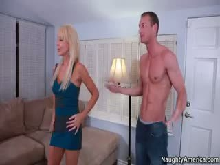 reality, blowjob, blonde