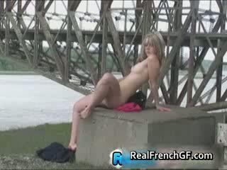Divé pod the bridge verejnosť francúzske