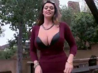 Alison tyler - ضخم طبيعي الثدي الحصول على مارس الجنس