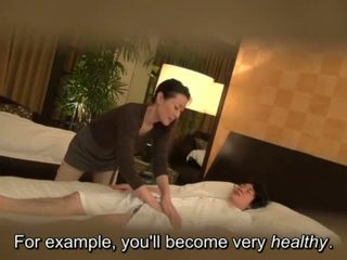 Subtitled japānieši mammīte masāža therapist seduction uz hd <span class=duration>- 5 min</span>