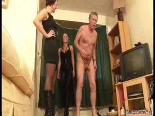 tortyr, 3some, högklackat