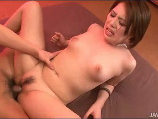 Sex with Asian hairy gal