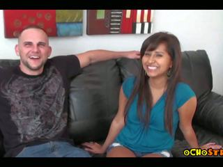 Röv attire: 8th gata latinas & amatör porr video-