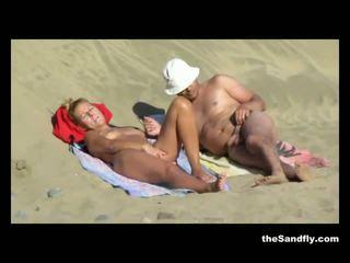 Thesandfly 2012 sezon sandfly plaża podglądanie magic!