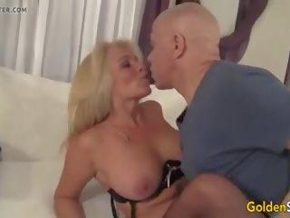 blowjobs, blondīnes, omes