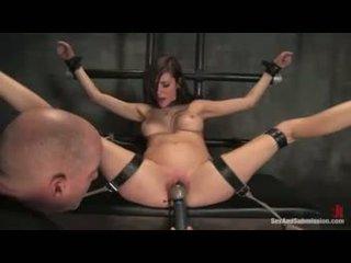 Princess Donna and Mark Davis bondage fuck