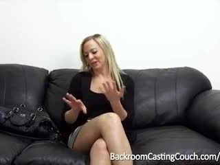 cum, audition, first time