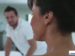 groß neu, sehen webcam, voll massage spaß