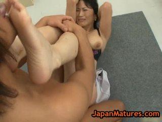 Natsumi kitahara acquires screwed কঠিন