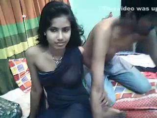Indisk par på chaturbate - desibate*