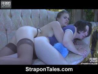 Watch Strapon Tales Movies With Great Pornstar Martha, Randolph, Owen