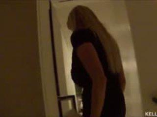 Kelly madison takes ji velika prsi da vegas ja dojenček