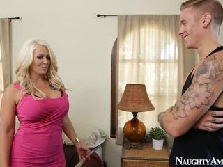 Mature Alura Jenson Making Love