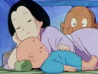 Künti anime är nailing hard his wifes amjagaz