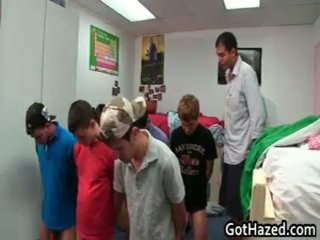 New sakcara kolese chaps get homo hazing 9 by gothazed