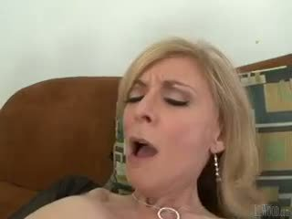 Mark sure knows how to please kirli milfs like nina hartley!