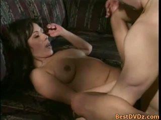 brunette, oral sex, oral