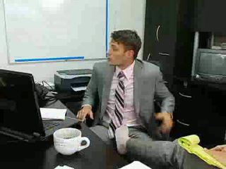 Milf is fucking at work Video