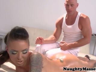 Με πλούσιο στήθος μωρό christy mack cockriding masseur: ελεύθερα hd πορνό 63