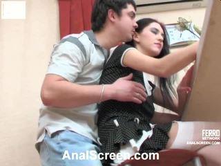Judith dhe adam vehement anale video