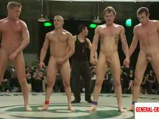 Brutally hot gay team match ep.2.www.general-erotic.com/nk