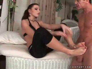foot fetish, pornstar, sexy legs