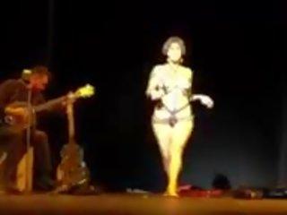 Burlesque: beroemdheid & burlesque porno video- 0e