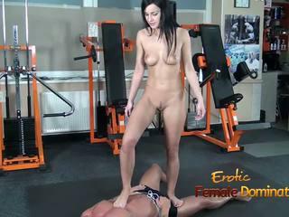 feticismo del piede, masturbazione, femdom