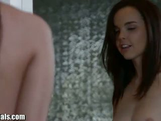 1000 Facials: Brunette dillion harper gives a great pov blowjob