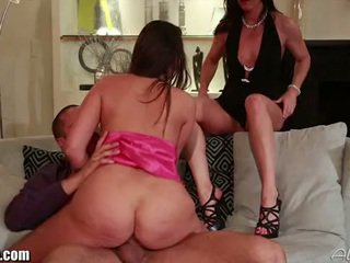 brunette, new doggystyle check, all cowgirl online