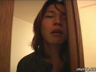 יפני נוער gets מלוכלך ב the bath uncensored