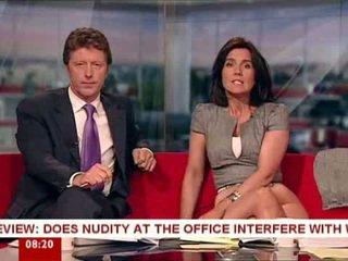 Susanna reid 재생 와 섹스 장난감 에 breakfast tv