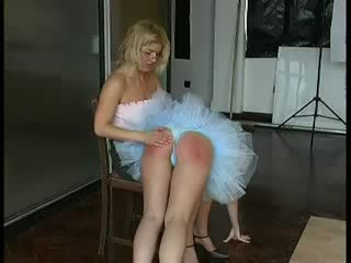 Ballet Dancer Spanked Hard By Teacher Video