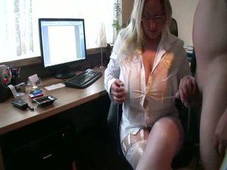 Curvy Wife Loves Piss on Her Huge Tits, Porn 0c