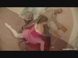 Ballet dancer ipek