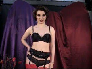 Vampier koningin: gratis pov porno video- ba
