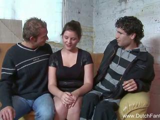 Random датчани тройка в holland, безплатно порно ea