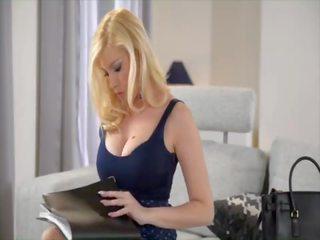 brünette, oral sex, doppelpenetration
