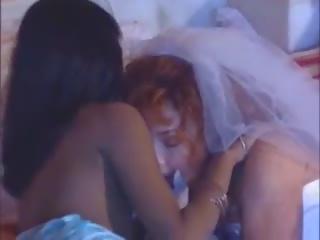 Huwelijk dag trio mp4, gratis groot lul porno 64