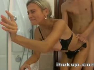 webcam, blondīne, amatieris