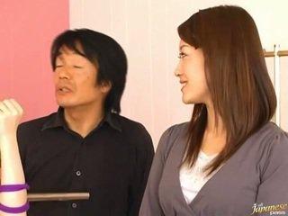 Japanska av modell pees