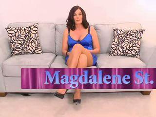 Getting bis wissen magdalene st michaels